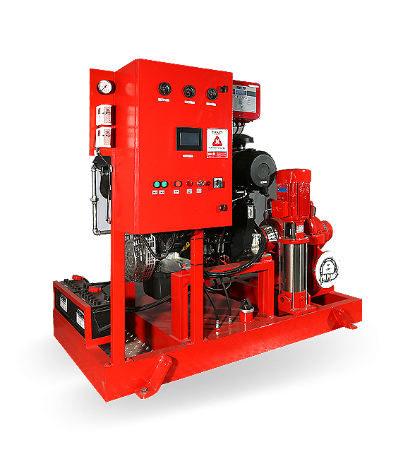 Diesel Fire Pump Technologies (NFPA 20)