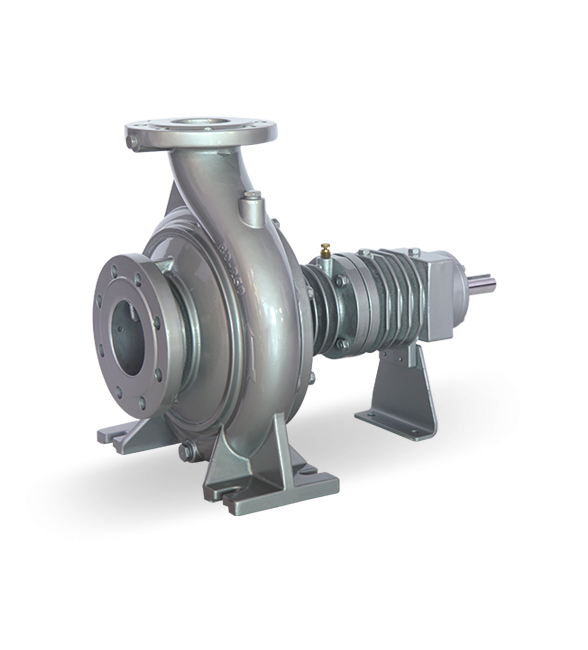 TKF-K Series Pump Technologies پمپ روغن داغ سمپا SEMPA